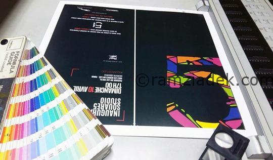 print square5 show