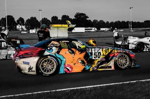 AMG 24h du Mans