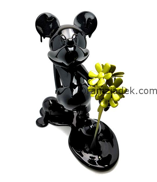 Mickey and flower disney