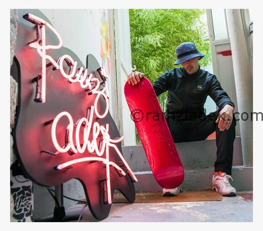 planche design skate